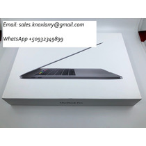 Apple Macbook Pro 2018 15.4 Laptop