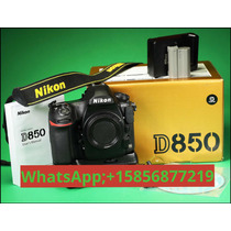 Nikon D850 Digital Camera Slr Camera 395 Shots