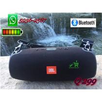Bocina Recargable Con Bluetooth+ Bono Regalo