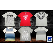 Playeras Guess Por Mayor Y Menor.