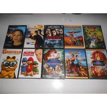 Peliculas Originales, En Dvd, Vendo O Cambio!!!