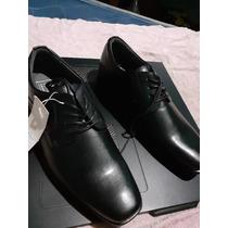 Zapatos  De Vestir Negros Para Caballero