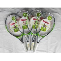 Raquetas Originales Para Tenis. Wilson.