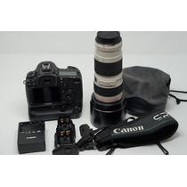 Canon 5d Mark Ii Full Kits+lens