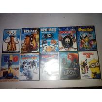 Peliculas Infantiles, Originales En Dvd, Negociables.