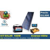 Paneles Solares Por Mayor Y Menos
