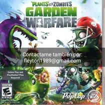 Plantas Vs Zombies Juego Ps3 Digital Paypal Bitcoin}