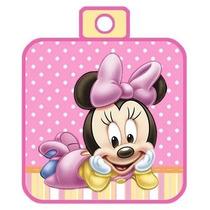 Kit Imprimible Minnie Mouse Bebe Rosa Fiesta 3x1