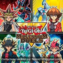 Yu-gi-oh Millennium Duels Juego Ps3 Digital Paypal Bitcoin