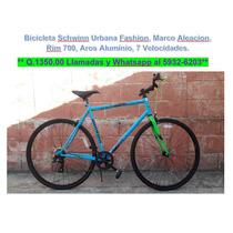 Bicicletas Tipo Urbana Rim 700