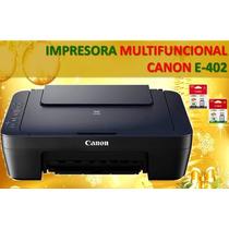 Inpresora Canon  Pixma E402