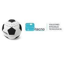 Bocina Oferta Bluetooth Marca Urbano Design Diseño Football