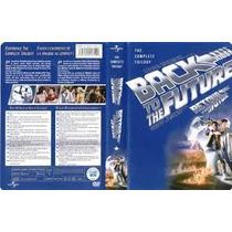 Dvd Trilogia Volver Al Futuro