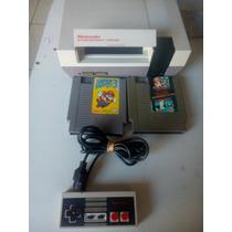 Nintendo Entertainment System  Nes,   En Excelente Estado