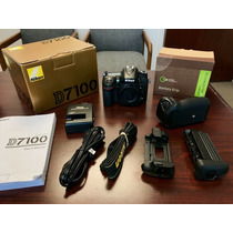 Nikon D7100 24.1mp Digital Slr Whatsapp: +1 (585)384-2358