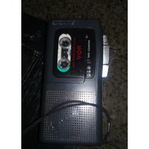 Grabadora Mini Casette Sony