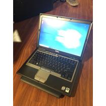 Laptop Dell D630 Intel Core 2 Duo, 80 Gb  Y 2 Gb De Ram