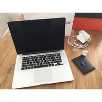 Nueva Apple Macbook Pro Retina 15.4 - Core I7 2.5ghz - 16gb