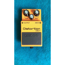 Ds1 Distortion Boss. Pedal Para Guitarra Electrica