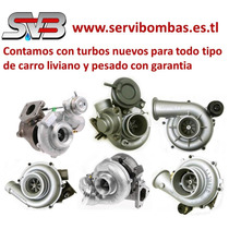 Reparacion De Turbo Para Carros,pick Up,camionetas Etc
