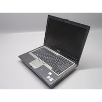 Laptop Dell Latitude D630  80 Gb De Disco Duro, 2 Gb Ram